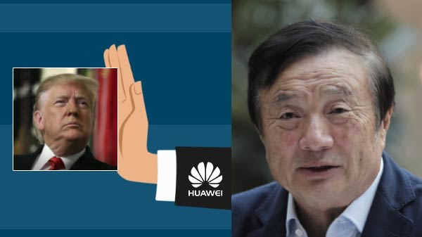 Huawei Founder Says US Market Isn't Important For Success