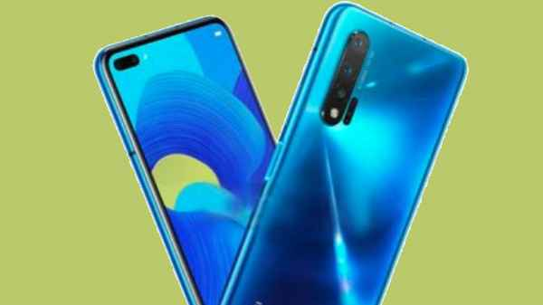 Huawei Nova 6 Design, Colors Leaked Ahead Of Launch