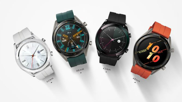 Huawei Watch GT 2 Will Be Available On Online & Offline Stores