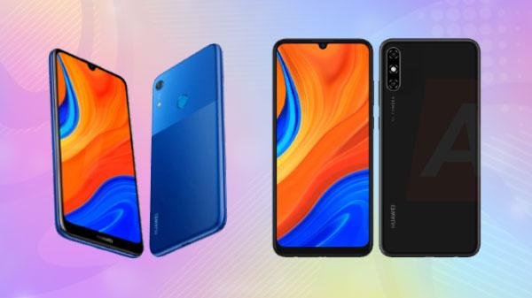 Huawei Y6s Renders Leaked: Budget-friendly Price Expected