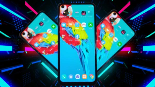 Infinix S5 Lite First Impressions - Smartphone With Punch Hole Camera