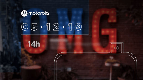 Motorola One Hyper Expected To Launch On December 3