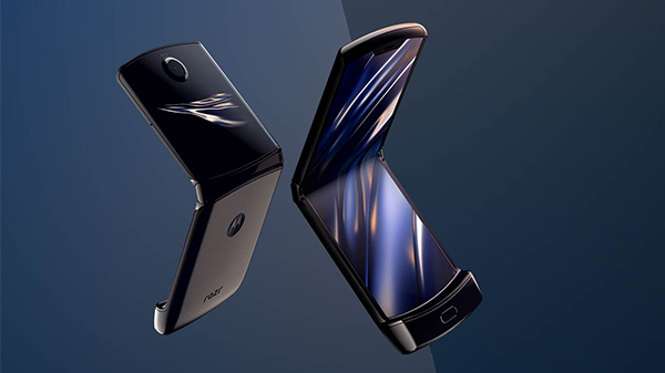 Motorola Razr 2019 With Foldable Display Launched For Rs. 1,08,230