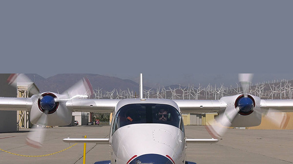 NASA Reveals Its First Electric Aircraft X-57 Maxwell