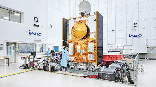 New Satellites To Monitor Rising Ocean Levels