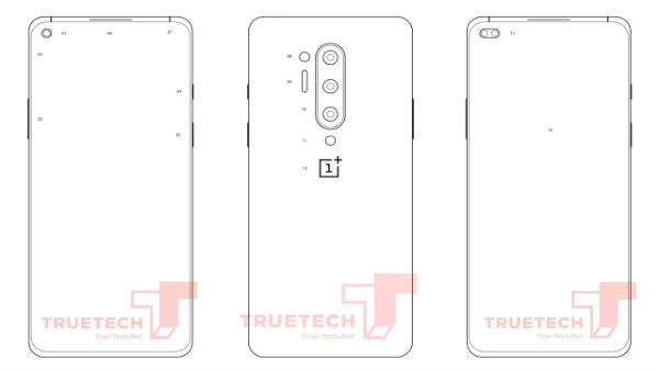 OnePlus 8 Images Leaked With Quad Camera Setup