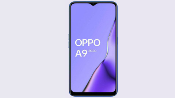 Oppo A9 2020 White-Teal Color Variant Announced Starting At Rs. 15,990