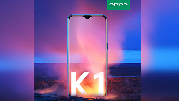 Oppo K1 With Dual Rear Cameras Available Via Offline Stores