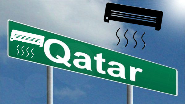 Qatar Govt Starts Air-Conditioning Outdoors To Tackle Heat