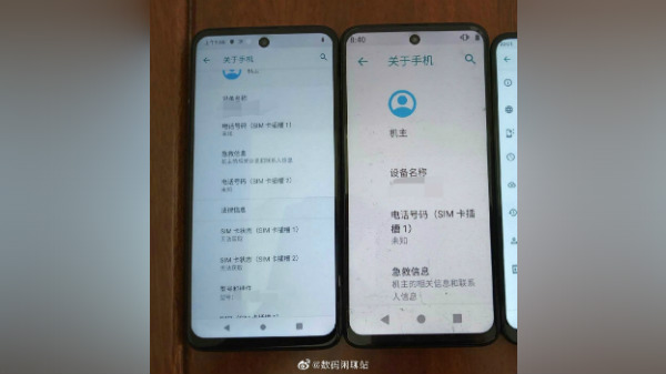 Realme 6 Live Images, Price Leaked: Punch-Hole Design Hinted