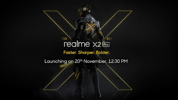 Realme X2 Pro With 90Hz Display To Launch Today