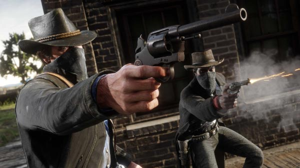 Red Dead Redemption 2 4K Screenshots Released Ahead Of Official Launch