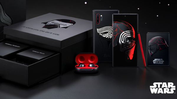 samsung galaxy note 10 star wars special edition announced 1574139190