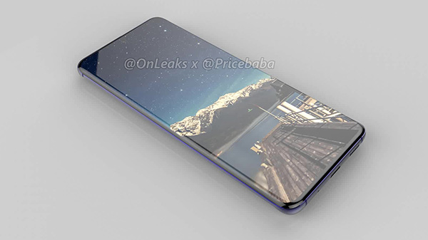 Samsung Galaxy S11e Leaked Render Shows Triple Rear Cameras