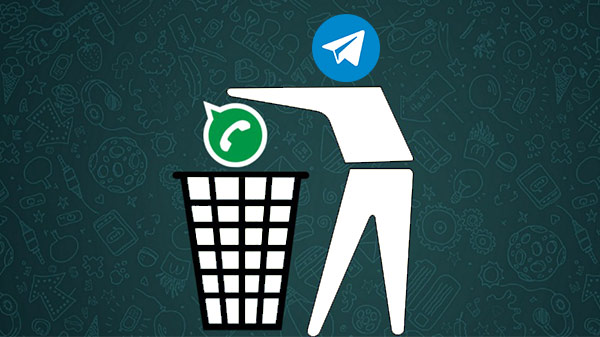 Telegram Founder Advises To Delete WhatsApp Amidst Privacy Concerns