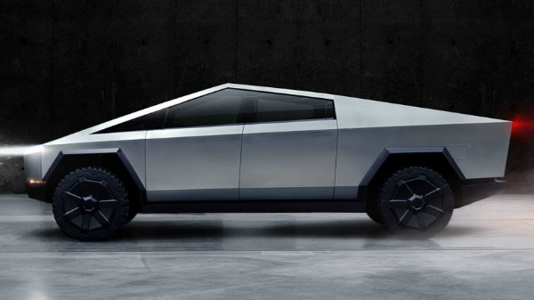 Tesla Cybertruck Will Soon Be Part Of Police Force
