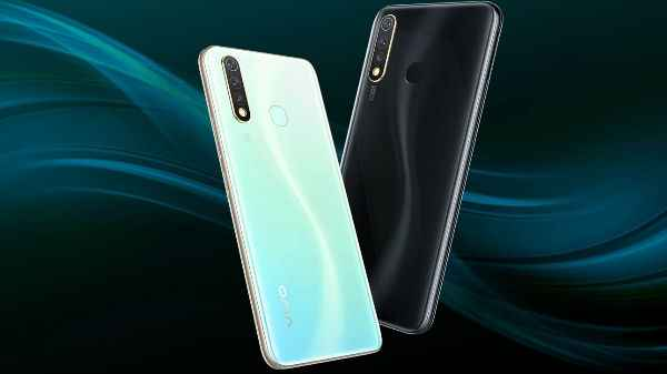 Vivo Y19 With Triple Rear Cameras Launched In India For Rs. 13,990