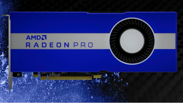 AMD Radeon Pro W5700 Workstation Class GPU Announced