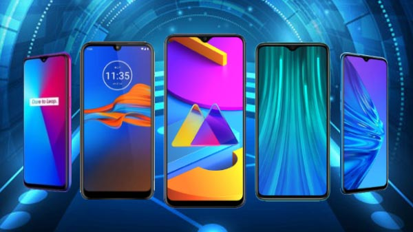 List Of Best Bezel-Less Smartphones Available Under Rs. 10,000