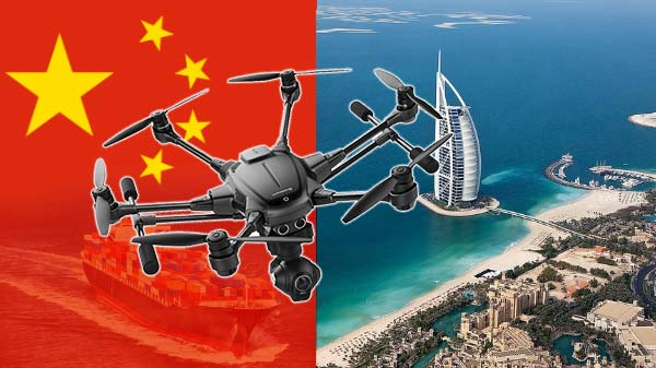 China Exporting Killer Autonomous Drones To Middle East