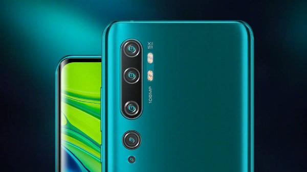 Xiaomi Mi Note 10 Announced With Penta-Lens Camera Setup