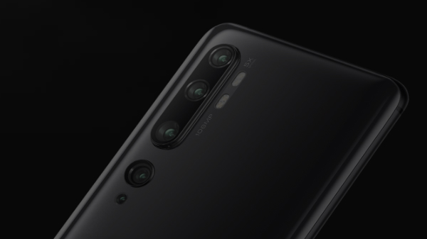 Xiaomi Mi Note 10 With 108MP Camera Might Soon Launch In India