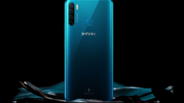 Infinix S5 Lite With Quad Camera, Punch-Hole Display Launched For Rs. 7,999 In India