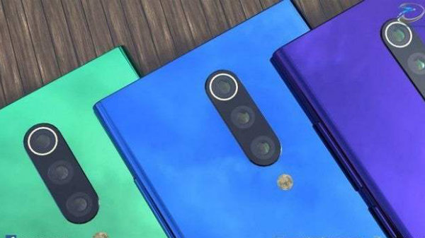 Xiaomi Mi 10 Renders Leaked; 108MP Triple Rear Cameras, QHD Waterfall Display Tipped