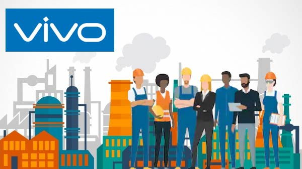 Vivo Announces New Manufacturing Facility With 2000 New Employees In India