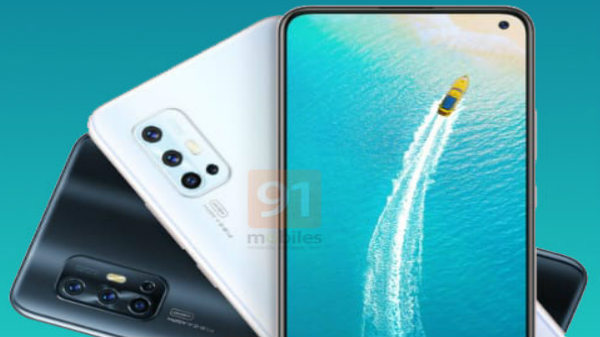 Vivo V17 India Variant Confirmed To Pack Punch-Hole Display
