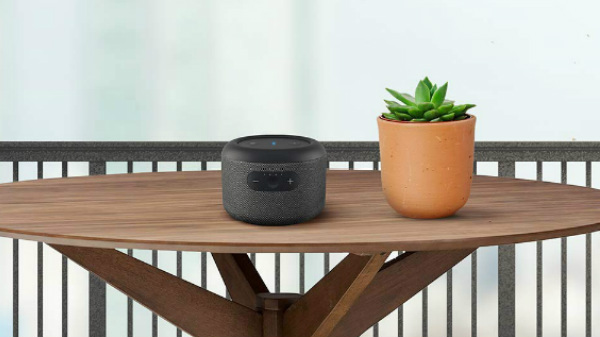 Amazon Echo Input Portable Smart Speaker Launched For Rs. 4,999