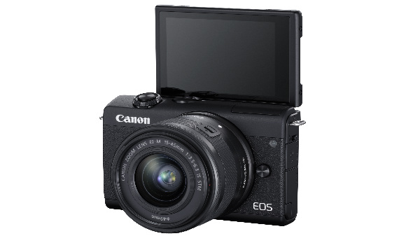 Canon EOS M200: Entry-Level Mirrorless Camera With 4K Video Recording