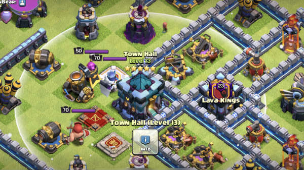 Clash Of Clans Version 13 Brings Town Hall 13 To Android And iOS