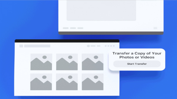 Facebook's New Tool Lets You Move Photos And Videos To Google Photos
