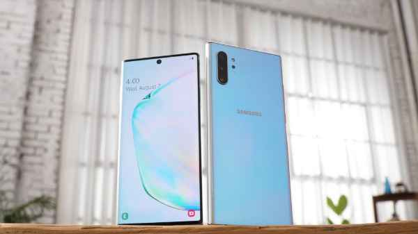 Samsung Galaxy Note 10 Lite Support Page Indicates Imminent Launch
