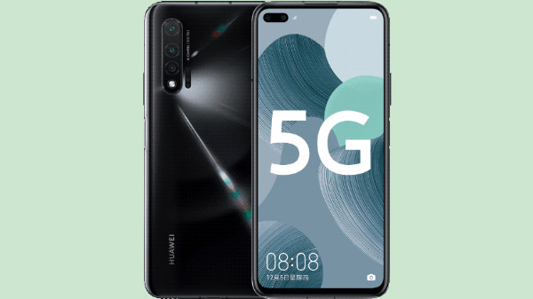 Huawei Nova 6 5G VMall Listing Reveals Storage, Colors Ahead Of Launch