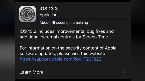 iOS 13.3 Bug Allows Kids To Surpass Paternal Controls