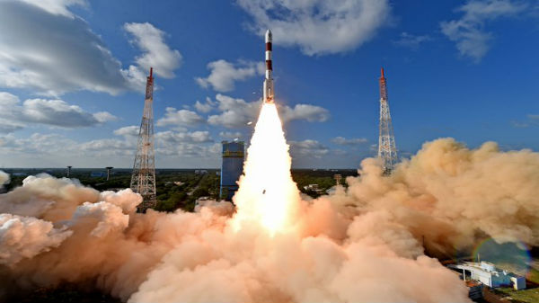 ISRO Risat Satellite Launch Successful