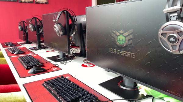 Jiela Opens Its First G-Force Certified E-Sports Gaming Café