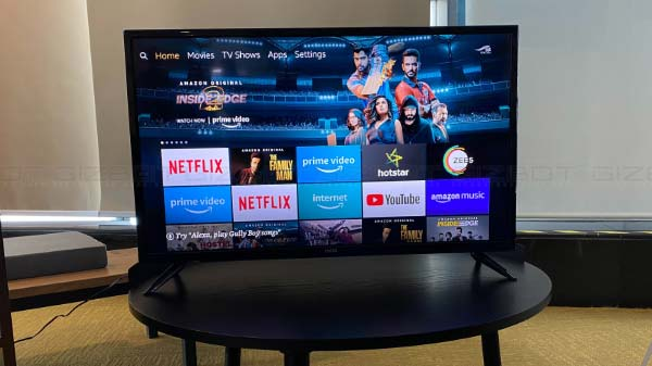 Onida Fire TV Edition First Impression: Content Discovery Made Easy