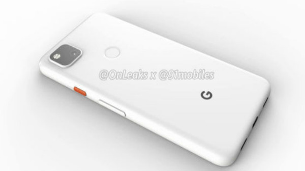 Google Pixel 4a Renders Leak With Punch-Hole, Single Rear Camera
