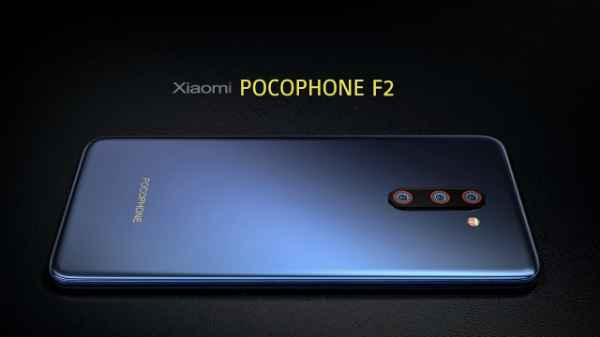 Xiaomi Poco F2 Tipped To Launch In 2020: Report