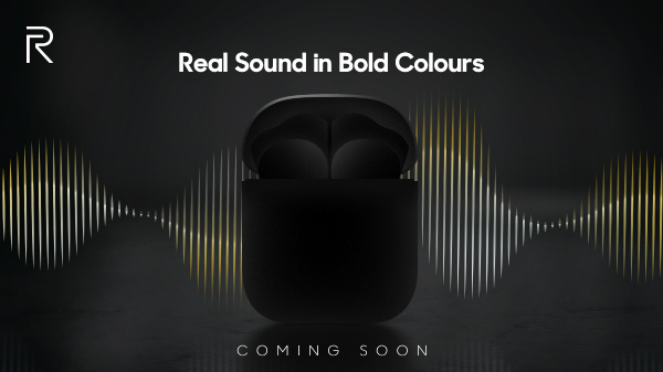 Realme AirPods Color Variants And Design Teased Officially