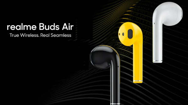 Realme Buds Air Massive Leak: Complete Specs And Price Revealed