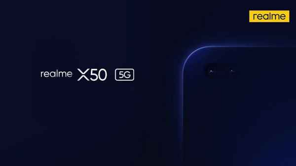 Realme X50 5G With Snapdragon 765G SoC Likely To Debut On January 5