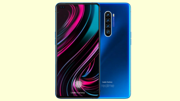 Realme X50 5G Claimed To Charge Up To 70% In Just 30 Minutes