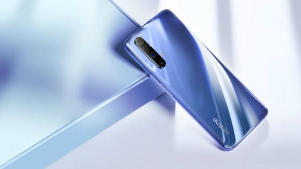 Realme X50 5G With Side Mounted Fingerprint Scanner Teased