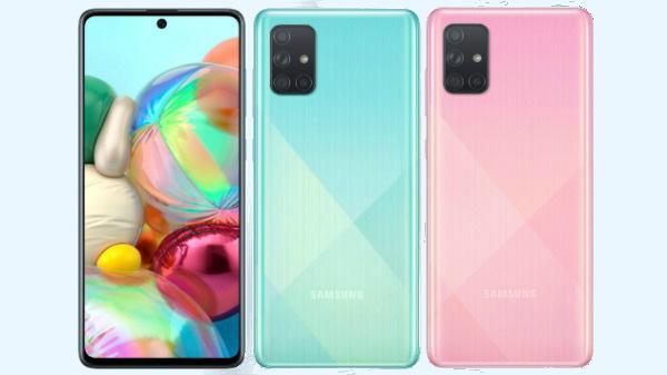 Samsung Galaxy A51, Galaxy A71 Unveiled