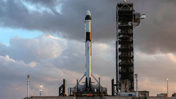 SpaceX Dragon Ship Carrying NASA Cargo Successfully Launched