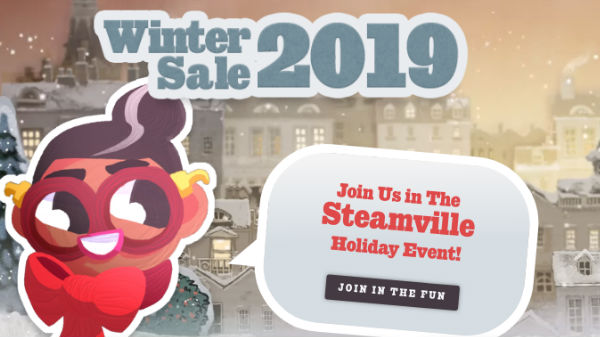 Steam Winter Sale 2019 Offers Discounts Up To 75 Percent